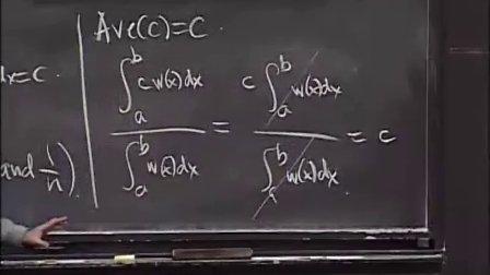[单变量微积分:工作,平均值,概率].Lecture.23