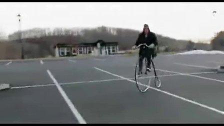 可能是你从未见过的自行车