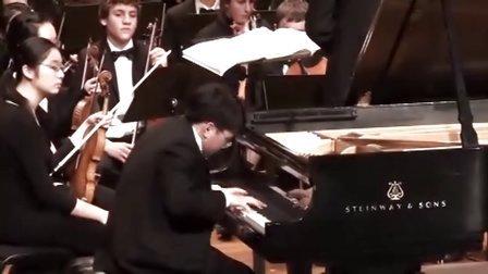 黎卓宇演奏贝多芬第四号钢琴协奏曲