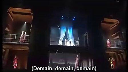 法语音乐剧—罗密欧与朱丽叶Acte2(双语字幕)