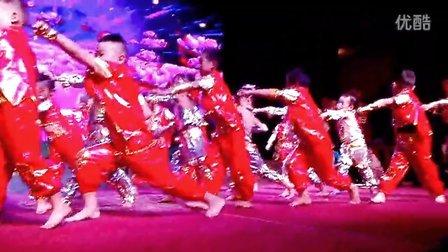 中国功夫    农历九月十四英英幼儿园表演