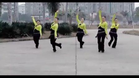 吉美广场舞 我的九寨