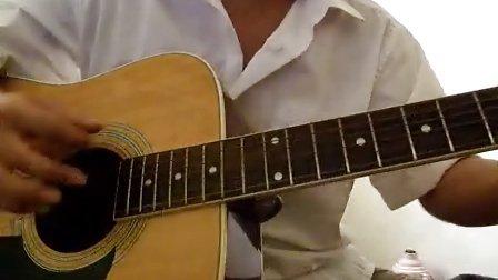 天空之城狮子座天使的翅膀 吉他