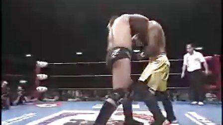 2010.10.24 全日本摔角 諏訪魔 vs 船木誠勝 (三冠)