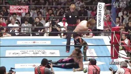 2010.08.15 新日本摔角 小島聰 vs 棚橋弘至 (G1 CLIMAX) - 1of2