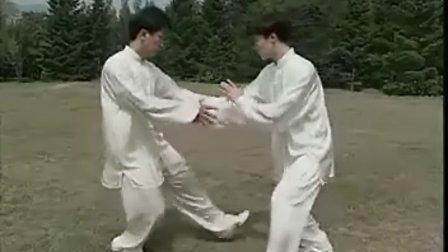 太极拳典型动作用法