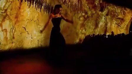 世博西班牙馆佛拉门戈舞-绝对有感觉-很美