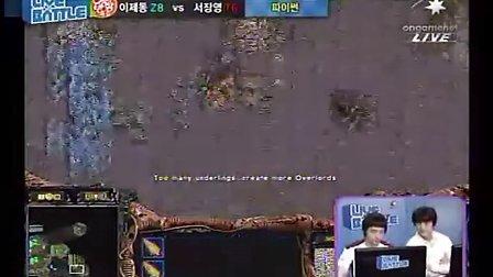 Jaedong 第一视角