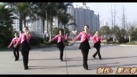 吉美广场舞 动听的情歌