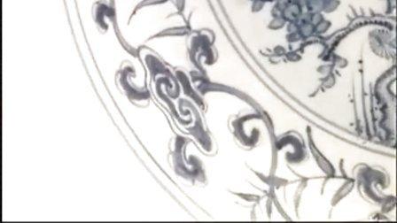 中華陶瓷之美--明代青花瓷003