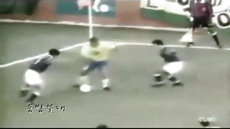 外星人罗纳尔多在巴西队的精华片段