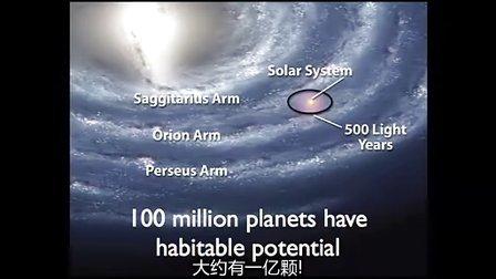 TED,發現數百顆類似地球的行星,2010