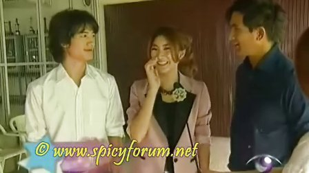 pae arak泰剧《你和他 我们的爱》幕后花絮之[2010.12.6]