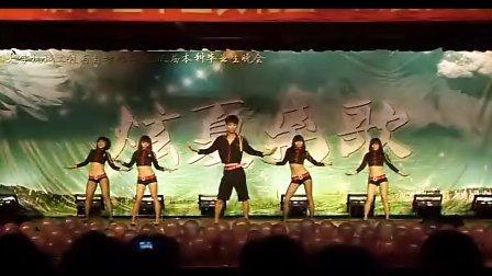 东北大学机械学院2012年毕业晚会之现代舞