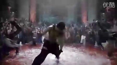 《舞出我人生》之水中街舞精彩片段