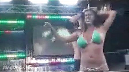 美国职业摔角女