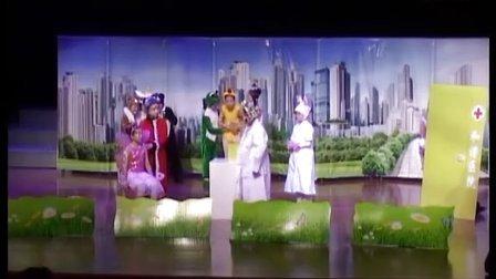 2013年山东省中小学生戏剧大赛济南专场校园剧《搬家》