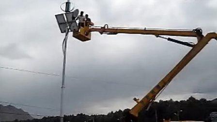 鼠笼型垂直轴风力发电机 www.xbszg.com