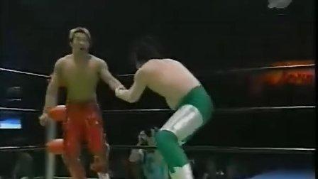 2001.03.03 NOAH 三澤光晴 vs 丸藤正道
