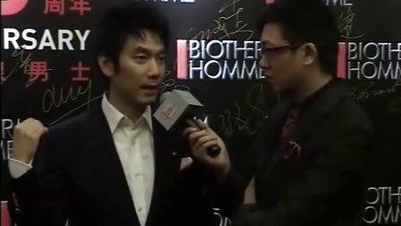 资深艺人林依伦碧欧泉男士25周年活动红毯访问