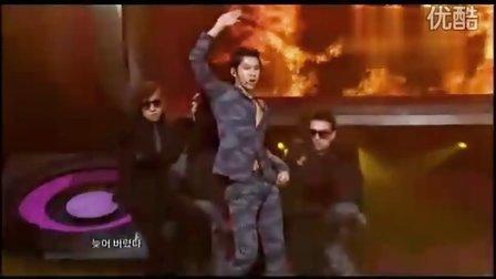 【OC】110122.MBC音乐中心.东方神起-Keep Your Head Down现场版