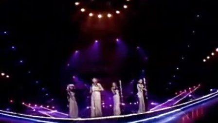 韩国元祖偶像组合:Fin.K.L(李孝利)-To My Prince 现场版