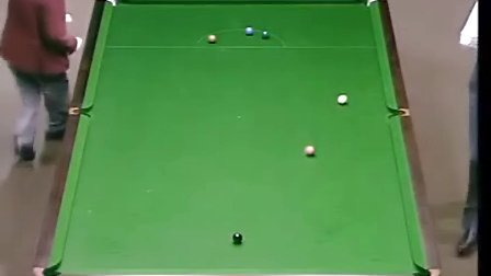 1986 斯诺克世锦赛 final Joe Johnson vs Steve Davis 3,4阶段