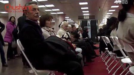 出山网采访亚洲艺术博览会执行主席文文武
