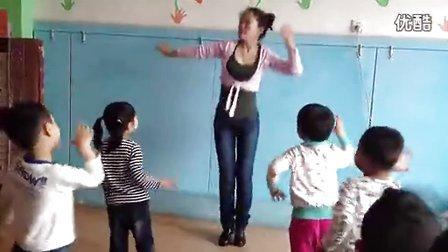 杨老师幼儿舞蹈—我不上你的当 高清