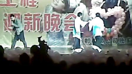 邯郸学院——信息工程学院2010迎新晚会之唐伯虎点秋香