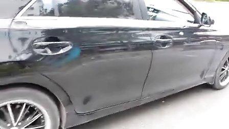 遥控排气阀门  汽车改装排气管  遥控变声
