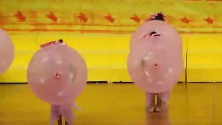 【自拍】棉湖中学2011庆元旦表演 舞蹈-<迷花飞舞>