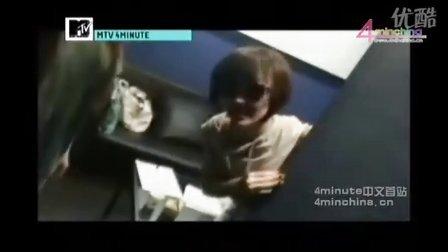 [4minCN]MTV_4minute_E14(4minute出道系列).中字
