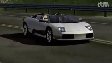 暴走有理、极速无罪,兰博基尼Murcielago Roadster