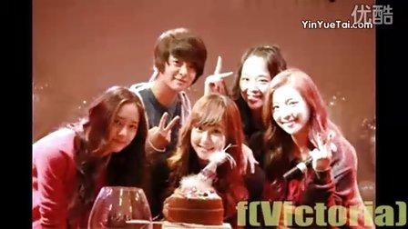 【OC】f(X) 宋茜Victoria庆祝生日歌_你融化了我