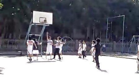 集大机制0912班篮球赛