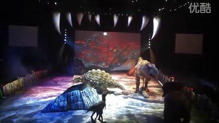 《与恐龙同行》之霸王龙登场