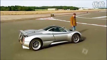 Top Gear:兰博基尼蝙蝠被挑战的滋味