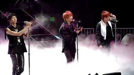 [YanisRei]101119 JYJ- Be My Girl _ LA Showcase