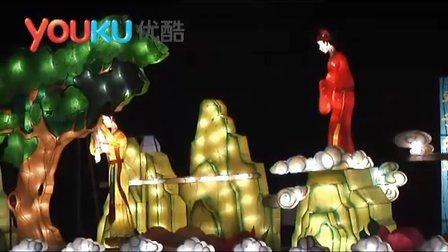 【拍客】平顶山 舞钢市 花灯