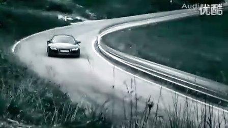 Audi R8  奥迪 广告
