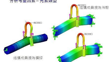 活化设计精准度 SolidWorks Simulation 使用技巧解析