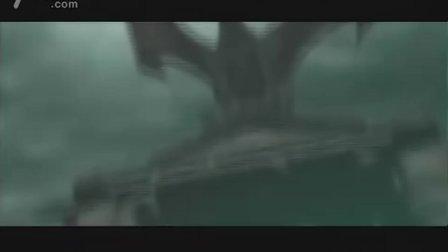 高清CG 韩国电影院播放的动画