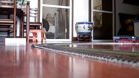 我的火车模型 1