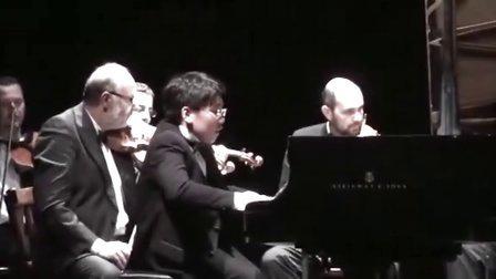 黎卓宇演奏肖邦第一号钢琴协奏曲