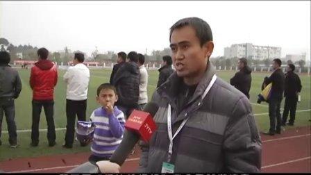 江油市第二届论坛杯足球邀请赛纪录片