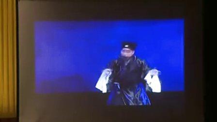 2011年1月22日14:00 天蟾京昆文化讲坛天蟾逸夫舞台2