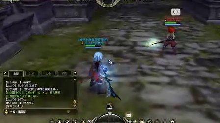 剑圣区域躲战神技能实验
