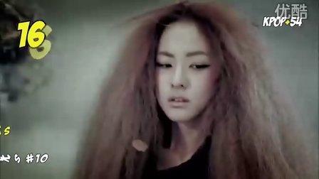 2010-12-15 韓國單曲排行榜前30強 KPOP 54