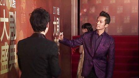 2011优酷大剧盛典 红毯 钟汉良 02